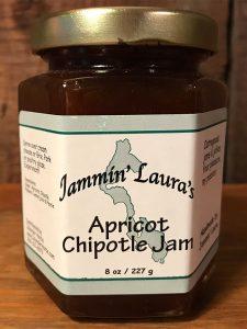 Apricot Chipotle Jam