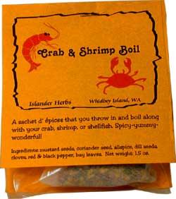Crab and Shrimp Boil