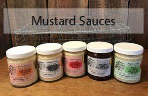 Mustard Sauces