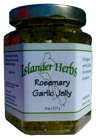 Rosemary Garlic Jelly